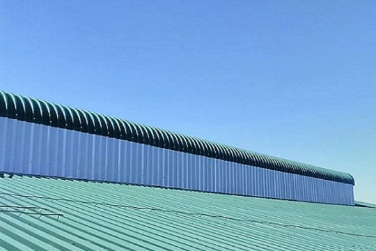 POLYCARBONATE PROFILED ROOF SHEETING3